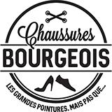 Chaussures Bourgeois : le spécialiste des grandes pointures – Nozeroy, Jura Logo